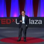 David Cooperrider speaking at TEDxUNplaza